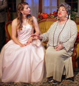 Dale Ogden & Miss Cornelia Van Gorder