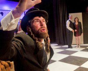 The Rabbi speaks